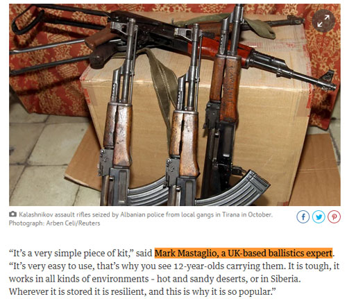 mark-quoted-in-the-guardian-re-the-use-of-ak-47-weapons