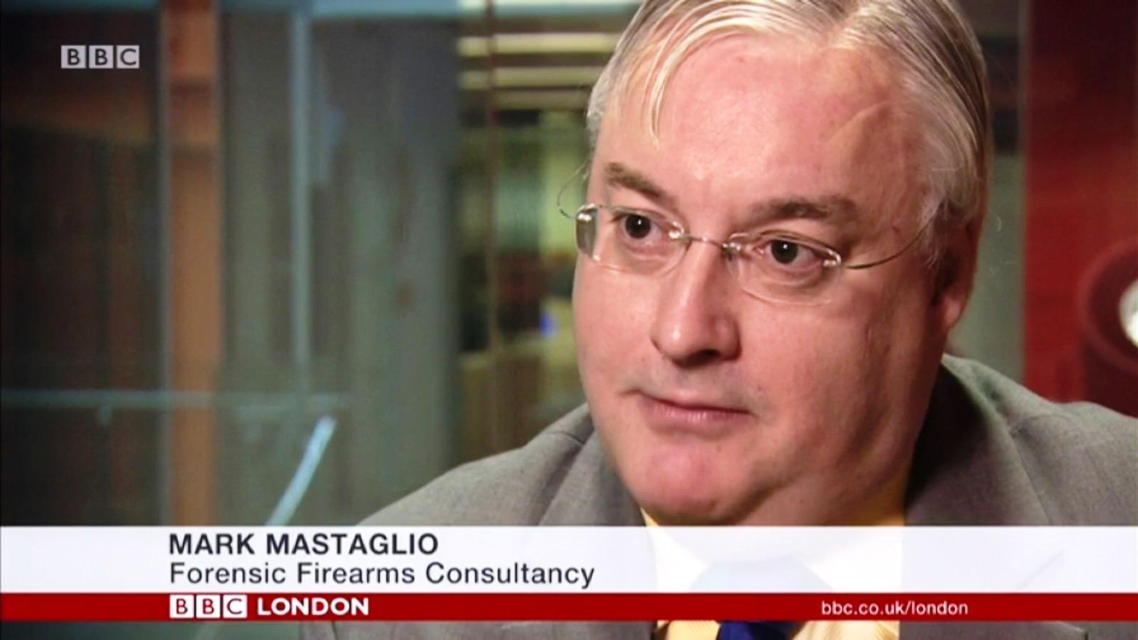 Mark Mastaglio
