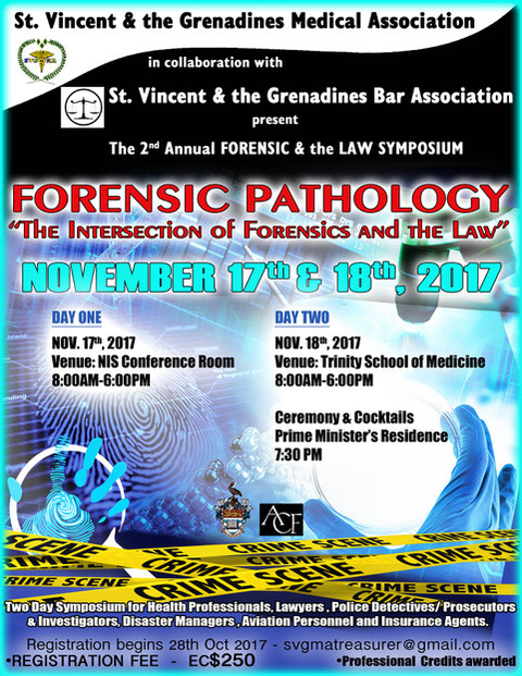 PFS to present at the 2nd Annual Forensic & The Law Symposium